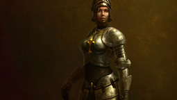 The Joan of Arc Downloadable Content Pack For XBOX 360 and PS3