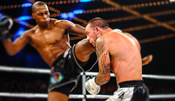 Glory 12 - New York
