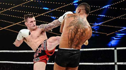 Glory 12: Ky Hollenbeck vs. Warren Stevelmans