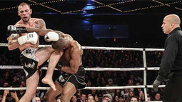 Glory 12: Joe Schilling vs. Wayne Barrett