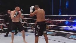 Anderson Silva vs Sergey Kharitonov