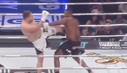 Glory 16: Ben Edwards vs Errol Zimmerman