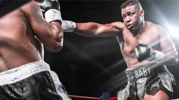 Glory 17: Jarrell Miller - I Beat His Behind