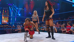 IMPACT WRESTLING Feature Match: Tara vs. Mickie James