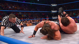IMPACT WRESTLING Feature Match: AJ Styles vs. James Storm