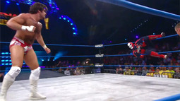 IMPACT WRESTLING Feature Match: Joey Ryan vs. Petey Williams vs. Suicide