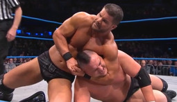 Number 1 Contender Match: Samoa Joe Vs. Bobby Roode