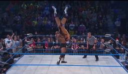 Ethan Carter III Vs. Bobby Lashley
