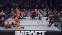 Ten Man Gauntlet Match