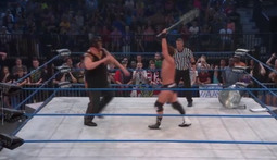 World Championship - Monster's Ball: Eric Young Vs. The Monster Abyss