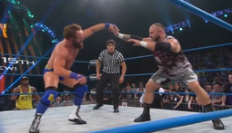 Eric Young Vs. Bully Ray