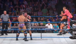 Tables Match: Bully Ray vs. EC3
