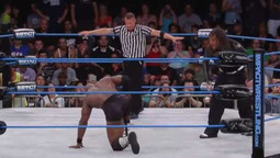 World Heavyweight Championship Match: Jeff Hardy vs. Lashley