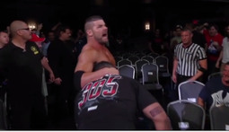 Falls Count Anywhere: Bobby Roode vs. MVP