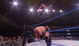 X Division Championship: Low Ki vs. Samoa Joe