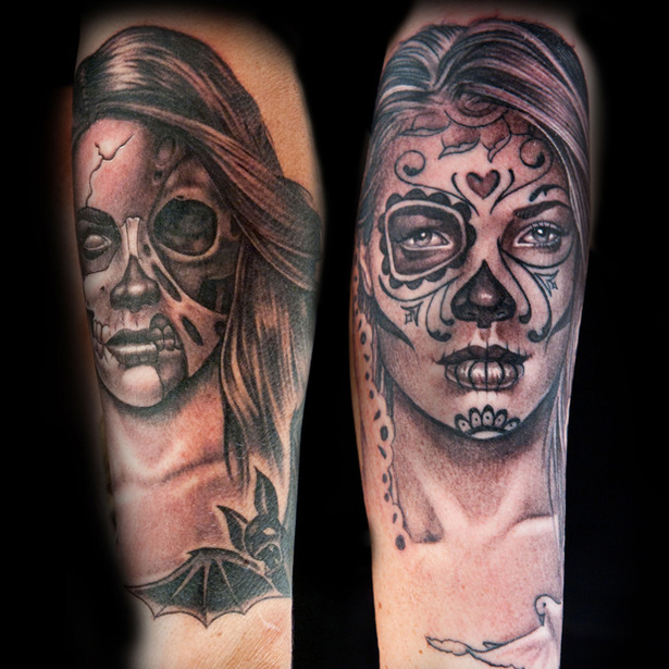 Ink Master: Black & Gray (4 Photos)