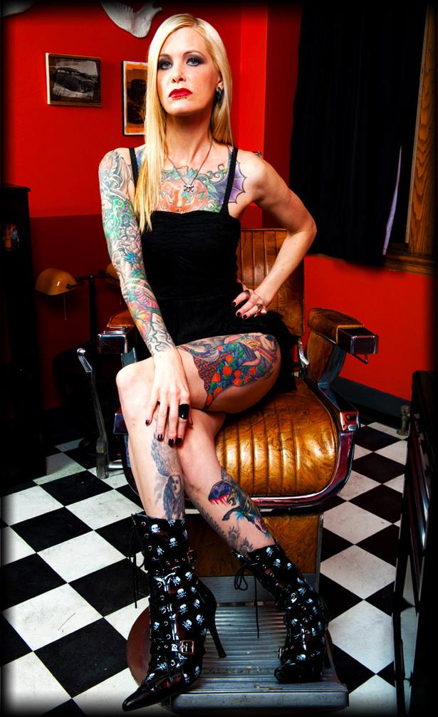 Ink Master Lea Vendetta