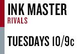 Ink Master Rivals