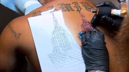 Elimination Tattoo: Spines: Part III