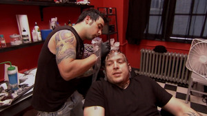 Ink Master: Botched Head Tattoo