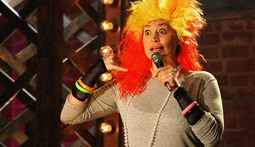 Mamrie Hart performs 'Girls Just Want to Have Fun' by Cyndi Lauper