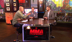 "Pick a Fight with ""MMA Uncensored Live"""