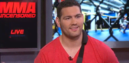 Chris Weidman Puts in The Work