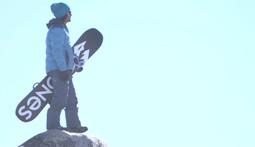 Deeper, Further, Higher: Snowboarder Jeremy Jones