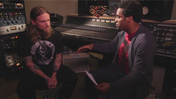 Mike Vallely Hits the Studio