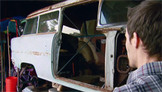 Search & Restore: '55 Chevy Handyman Wagon Part I
