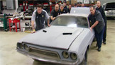 Search & Restore: '74 Challenger Part I