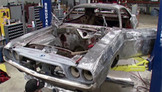 Search & Restore: '74 Challenger Part II