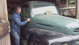 Search & Restore: 4 Generation '48 Ford Truck Pt. I