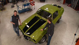 Muscle Car: Project Limelight Paint, Stripes and Wheels Refurb