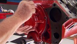 Engine Power: Old Skool Flatty: 3 Deuce V8