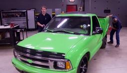 """Truck Tech: """"Lime Dime"""": Pro Street Prep"""