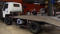 Xtreme Off-Road: Crawler Hauler: 4 Link & Airbags