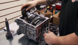 Engine Power: DriveLine Tech