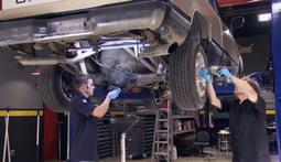 Truck Tech: Senior Silverado