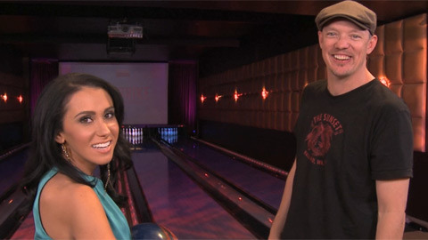 matthew lillard descends on lucky strike spare time free video