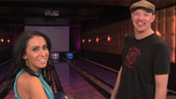 Matthew Lillard Descends on Lucky Strike