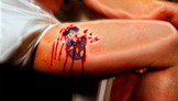 Tattoo Tales: The Bathroom Bloodbath